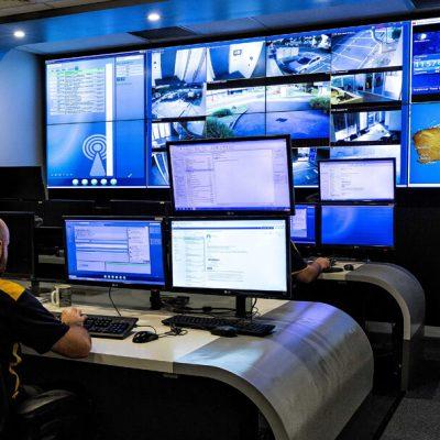 Grade A1 Control Room