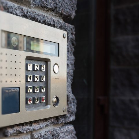 Business access control